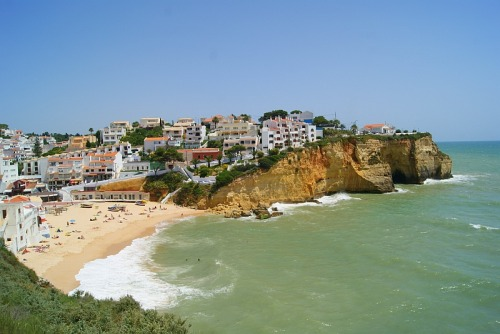 Carvoeiro. Portugal (via Carvoeiro, a photo from Algarve, South | TrekEarth)
