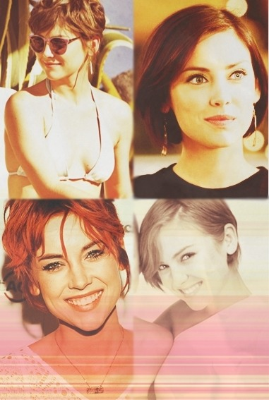 Jessica Stroup is like, the most stunning girl ever!
