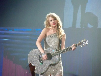 Speak Now Tour MEN Arena, Manchester, UK.