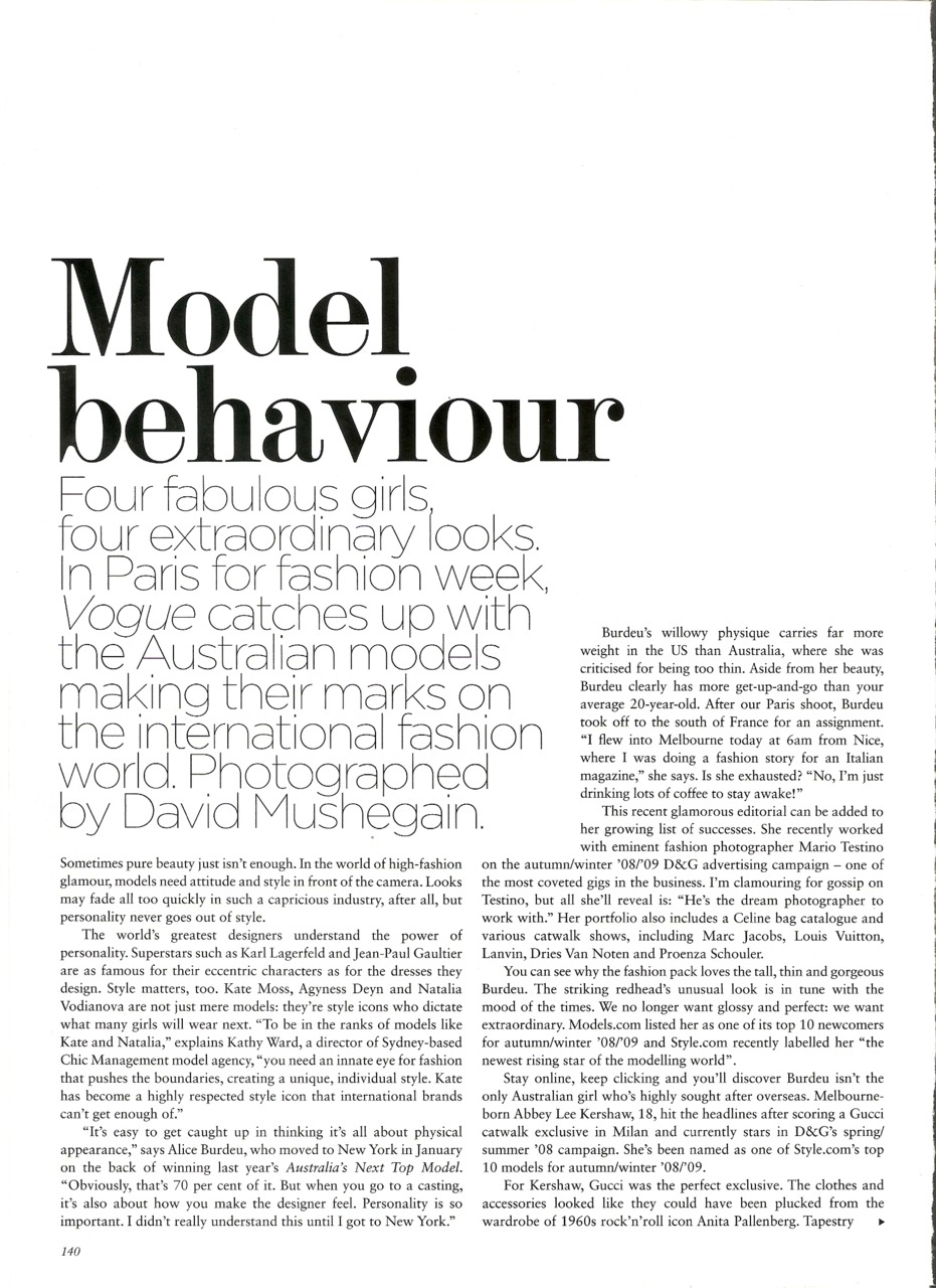 tick-le:  gurlscout:  Vogue Australia '08  imgTumble)