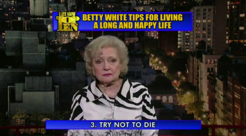 thegoodsonisbad:  fucking love betty white