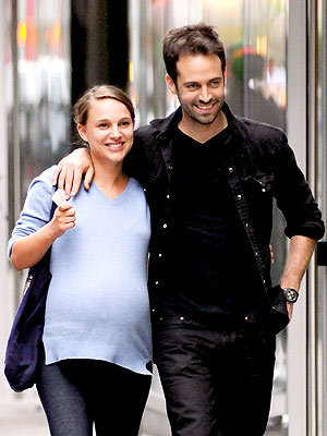 It's a Boy for Natalie Portman!