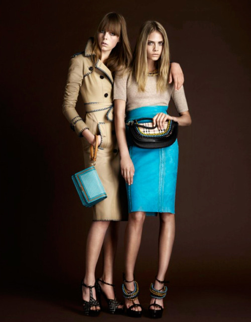 burberry prorsum 2011 resort collection, featured in t style. love/want.