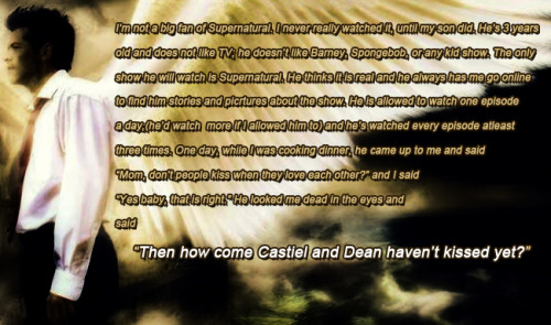 longlivecastiel:  katiebug445:  themusicalbaconangel:  fabulouslyfangirl:  malfoymaniac:  oh-my-godstiel:  akaneh:  padahugs:      GOD BLESS THIS KID.           BLESS THIS KID.   BLESS THIS KID.   BLESS HIM.   BLESS HIS ENTIRE LIFE.    EVEN A FUCKING THREE YEAR OLD SEE'S IT.  ONE DOES NOT SIMPLY NOT SEE IT.