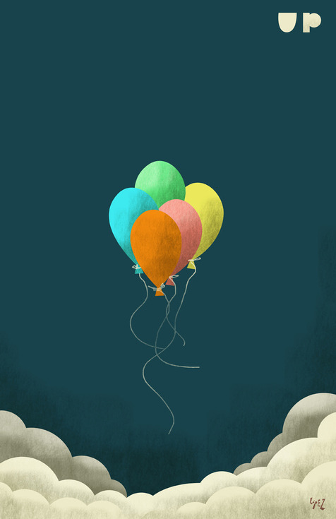 Up poster concept by Lópezgrafico (via Reelizer)