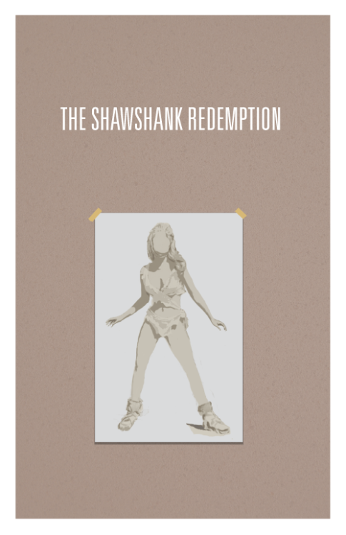 The Shawshank Redemption by Hunter Langston