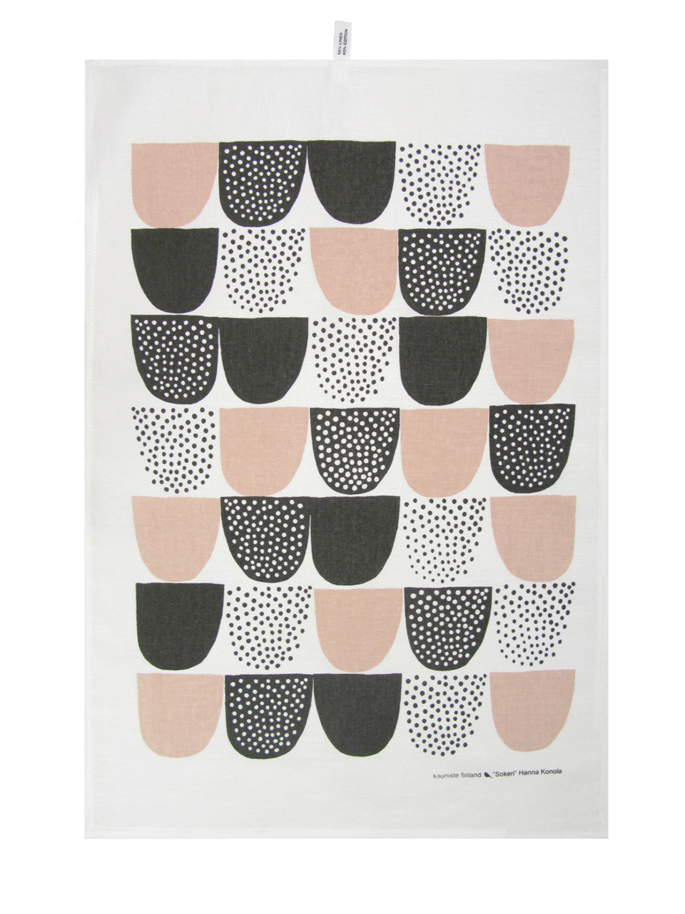 fromscandinaviawithlove:  Sockeri tea towel by Finnish Kauniste.
