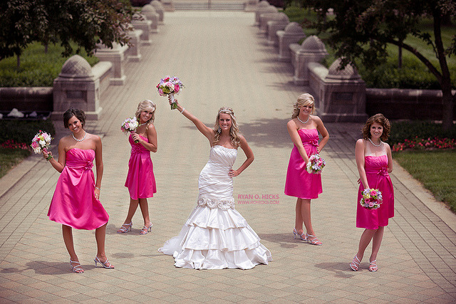 Bridal Party by Ryan O. Hicks