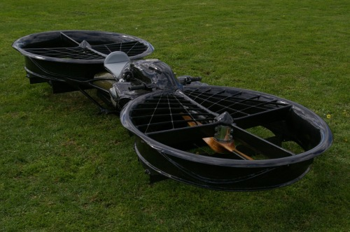 Hoverbike. This better be real.