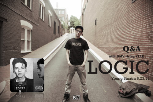 "KTN: Q&A w/ @Logic301 COMING SOON! Young Sinatra 6.23.11 Watch: Logic ""Stewie Griffin"" VIDEO here"