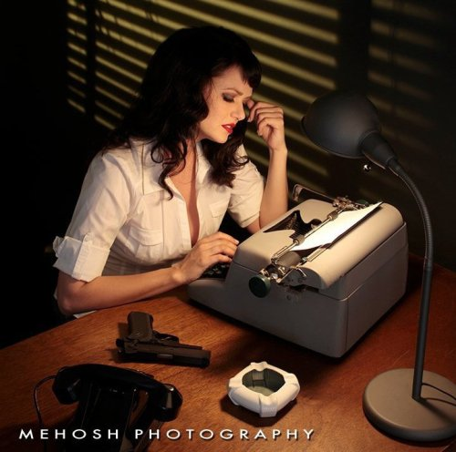 Film Noir (via Heidi Van Horne's Photos - Profile pictures)