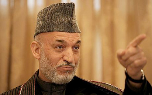 Robert Gates: Hamid Karzai will leave power in 2014 The long Karzai goodbye: Defense Secretary Robert Gates has said that despite previous suggestions he might try to change the Afghan constitution to let him serve a third term, Hamid Karzai is now telling people privately he'll leave power in 2014. What the nature of America's presence in Afghanistan would be without Karzai is hard to say; whatever comes of the fight against the Taliban, the government he's been running is thoroughly corrupt, if much less brutal than the alternative. Neither has his alliance with the U.S. seemed in good faith at times — remember when he threatened to join the Taliban, or admitted his administration was taking literal bags full of cash from Iran? Here's hoping a different leader can stem the tide of corruption. source Follow ShortFormBlog