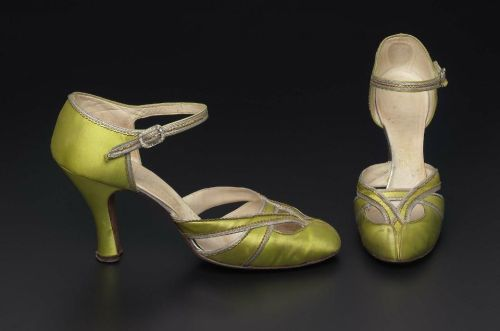 Shoes, 1930-35 United States, MFA Boston