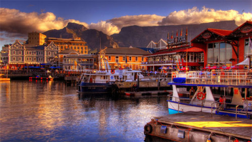 Cape Town, South Africa (via Cool Story - 25 Wonderful Places To Visit In Your Lifetime)
