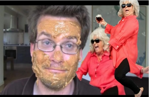 Paula Deen riding Paula Deen riding John Green
