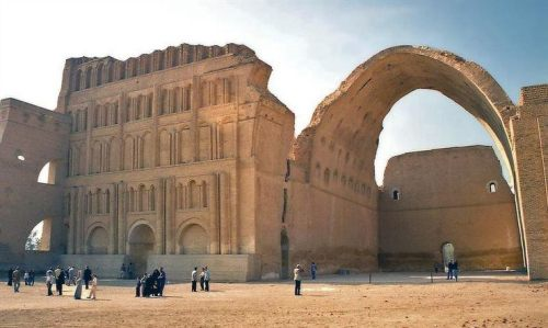 Ctesiphon (Iraq) (via Lost Cities Of The World)