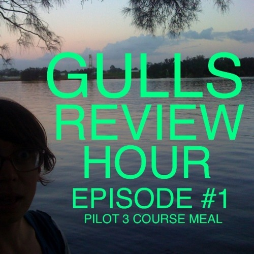 The Gulls - Gulls Reveiw Hour #1: Pilot 3 Course Meal