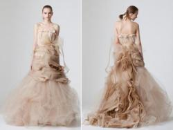 VERA WANG DOES THE DAMN THING