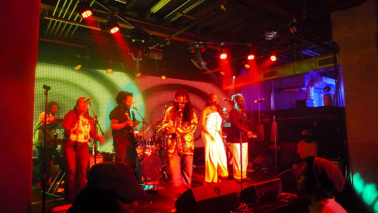 Black Uhuru played #Miami @GrandCentralMia last night