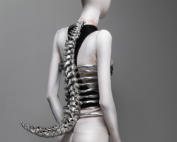 (via Spine corset | who killed bambi?)