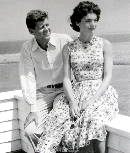 the kennedy's. style icons.