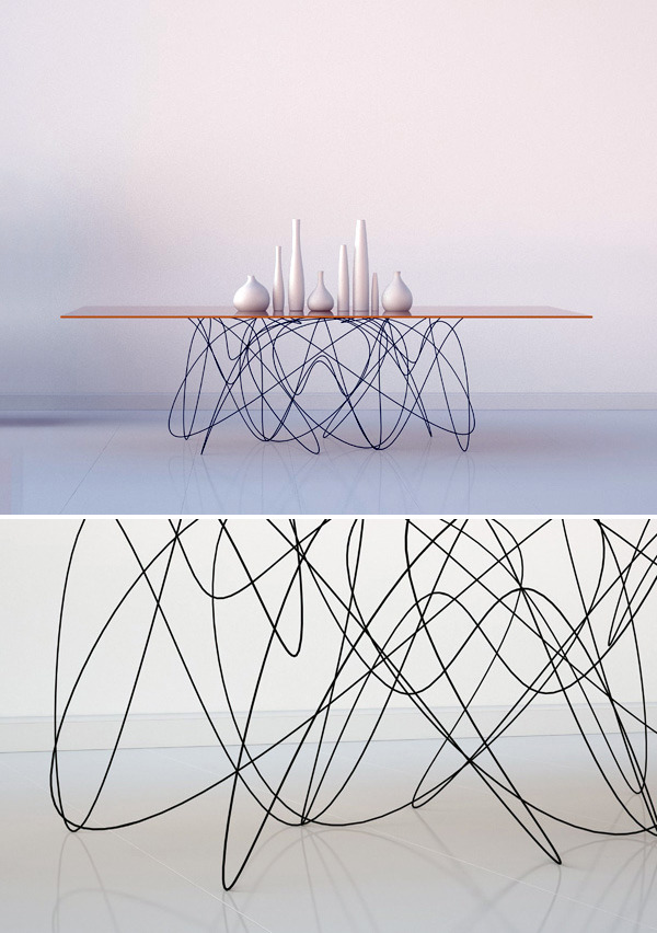 youhavenoflare:  Subatomic Table By Jason Phillips