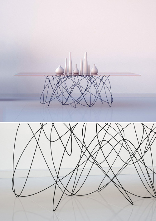 Subatomic Table By Jason Phillips.