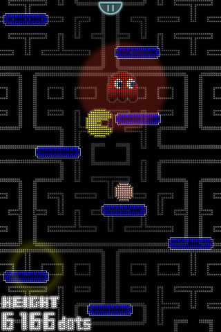"Pac-Man remembers when he could run this course in 20 seconds. That was a long time ago. That was before he and his best friend and manager, Maury Horvath, were multi-millionaires. Before Pac-Man changed his name from Puck-Man (""It sounds a bit too…ethnic.""). Before his very public divorce. Pac-Man is older now. Not as fit as he used to be (and can you blame him? He puts on some much for every role). He goes to his personal gym whenever he's got a lot on his mind. Under these unflattering fluorescents, he runs. Today, he sees a familiar face. It's Maury. In a track suit. ""Oh no. No, we're not talking about this."" Pac-Man starts another lap and Maury, lazy on his best day, is already puffing and wheezing. He tries to keep up, but gives up and shouts, ""I really think you aren't giving this a chance."" ""It's already been given a chance Maury. It's name was Doodle Jump. You can put me in it Maury, but that doesn't change that this is a rip-off"" Maury coughs again. He walks to the gym wall and leans. Pac-Man does not care. He keeps on running the course. ""I don't want you to think this is because it's an iPod game either. You know it's not about that,"" Pac-Man says, zigging and zagging through the course. ""You saying that it's not about that, means that it's about that. I know you can"" -cough- ""open a big console game, you've got that momentum, I'm just keeping you open to new paths. Championship Edition opened a lot of doors. Let's keep 'em open."" Championship Edition. Pac-Man smiles. He remembers that. People had been saying that he was done in this town for years, that his jump to 3D was a joke. Back in the day, even Sonic would make cheap shots him. ""Sells more cereal than consoles."" Oh, how they'd laugh. Championship Edition changed that. It was a gamble. A remake, but better, with the same star and same director. Maury was the only one who believed in him in those days, and now… Pac-Man finishes his lap. ""I know what this is. This…who's the kid behind this."" ""Can I smoke in here?"" ""No."" Maury makes his way to a bench and sits down, ""I don't know"" -wheeze- ""who they've got"" -wheeze- ""attached."" Pac-Man squirts some water over his head and towels himself off. He lets out a sigh of relief. His knees are killing him. ""Who ever it is, they're using my name. Not just mine. Dig Dug. Galaga. Those were good games. It just feels like a greatest hits."" ""Oh, woe to you, Pac, you're getting old. You're reading yesterday's news: we're all getting old."" Maury gets up, realizes what a silly idea that was, and sits right back down. ""It's a gimmick Maury. You know that. You can see that, right? Sure, add some power dots to the mix, add some old school goons and you've got a hint of nostalgia, but it's old news. I don't want to do it."" He sits down next to Maury. His knees are on fire. ""I'm sorry Pac, I've got to smoke."" Pac-Man just waves him off. He's too tired to resist. ""Things are more complicated then that."" ""What do you mean?"" ""Pac…it's…look, with the recession…certain assets aren't as…"" ""Oh God."" ""I was hoping we wouldn't have to have this conversation, but we're having this conversation. This,"" he gets up and spins around like he's doing a drunken rain dance, ""All this will just go out the window. If you even have a window at the end of it."" Pac-Man is shaking. He feels faint. ""Look, Pac, you can keep your integrity, or you can keep your house. But you can't keep 'em both."" Pac'N - JumpStarring: Pac-ManComing to an iPhone near you in 2011!"