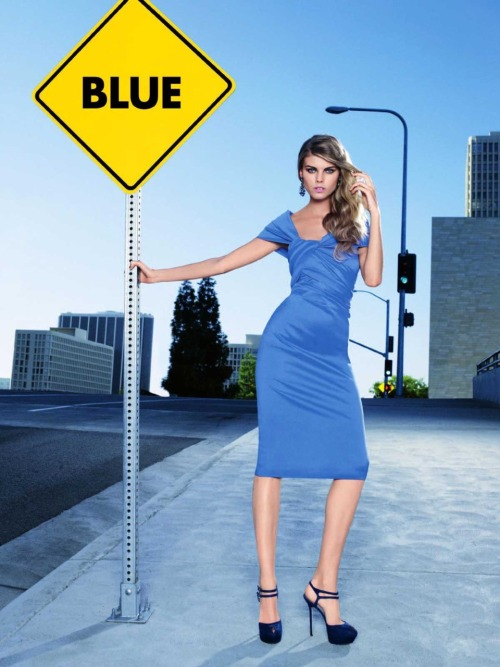 Maryna Linchuk for Neiman Marcus.