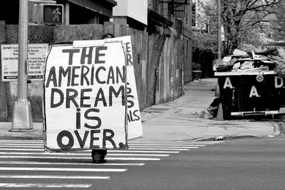 Is it? We beg to differ! Long live the American dream. Welcome to the official Past Present Future TUMBLR page.