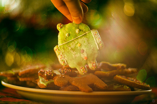 Android Gingerbread (by Wojciech Grzanka)