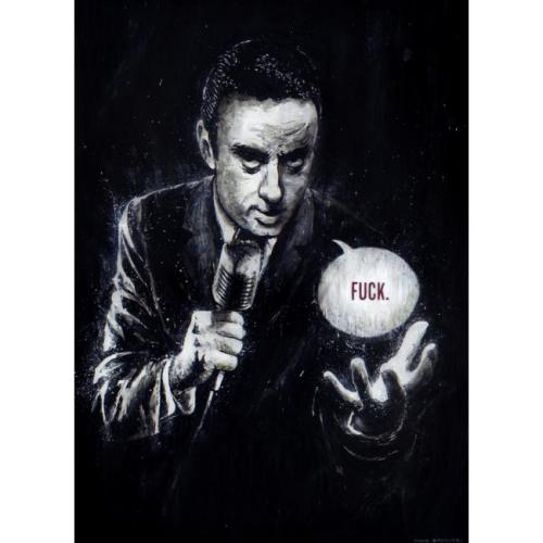 """Lenny Bruce: Fuck"" by. Chris Sanchez"