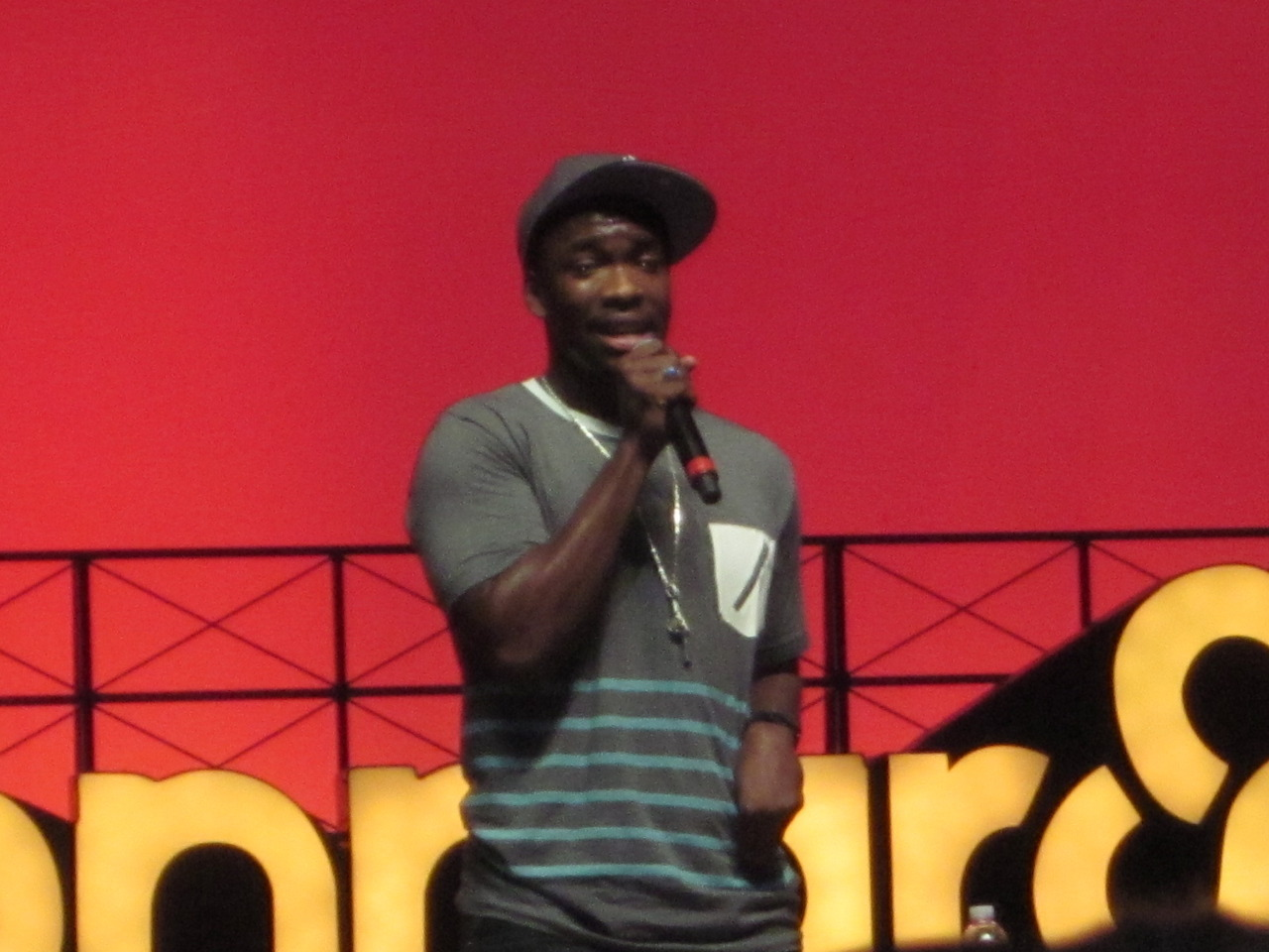 Jay Pharoah at Bonnaroo 2011