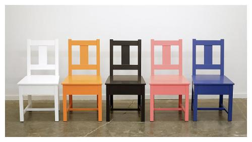 chairs by roy mcmakin