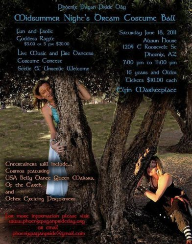 this sat 6/18/11 in phoenix az!!! midsummer night's dream for more info click thru