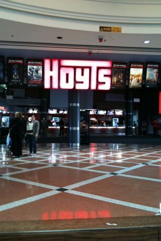"At Hoyts Cinemas Penrith: ""Deciding wat moving to watch!!! Super 8 is on my mind """