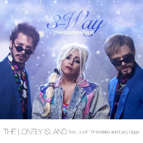 The Lonely Island - 3-Way (The Golden Rule) (feat. Justin Timberlake & Lady Gaga)