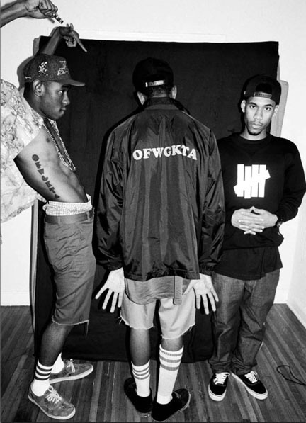 ODD FUTURE WOLF GANG KILL THEM ALL.