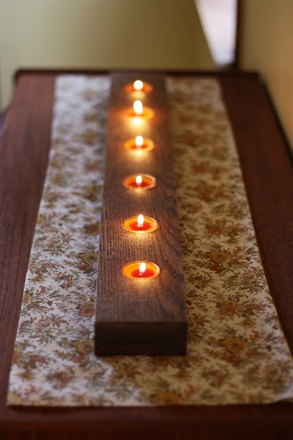 (via Noodlehead: modern tealight holder tutorial)