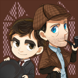 House and Wilson ,like Holmes and Watson