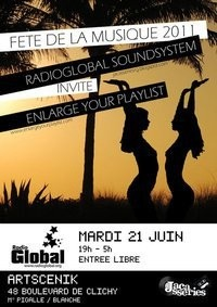 "DEMBOWSKY GIG: ""New gig in Paris ➬ Fête du Son : RadioGlobal meets Enlarge Your Playlist / ArtScenik Bar 48 boulevard de Clichy, Paris, France.  19h à 5h. GRATUIT. https://www.facebook.com/event.php?eid=117204905023912"