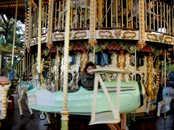 Carousel by Nia O'Reilly Amandes