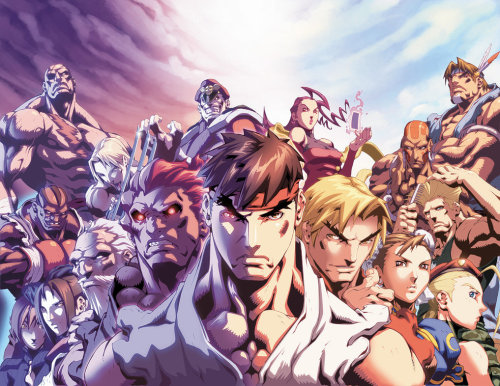 Street Fighter II 6 Cover by #UdonCrew
