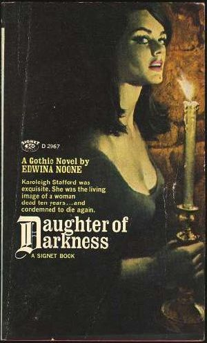 via Too Much Horror Fiction: Friday I'm in Love: The Ladies of Paperback Gothics Will has got a post up today with a good number of gorgeous tattered paperback gothics!