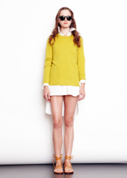 Organic by John Patrick resort 2012