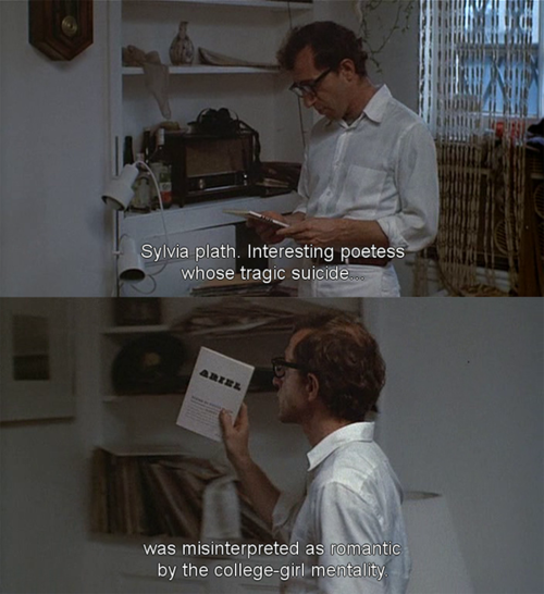 the-influence:  [Annie Hall, Woody Allen, 1977]