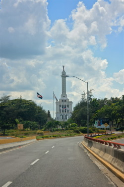 Monument of Santiago, Dominican Rep.