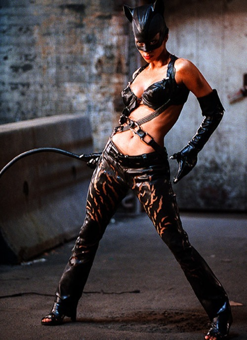 We've ranked the best and worst superhero costumes. Guess where Halle Berry as Catwoman falls?