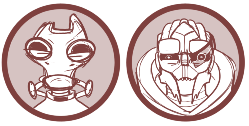 think I'm gonna make these into some little buttons for myself.