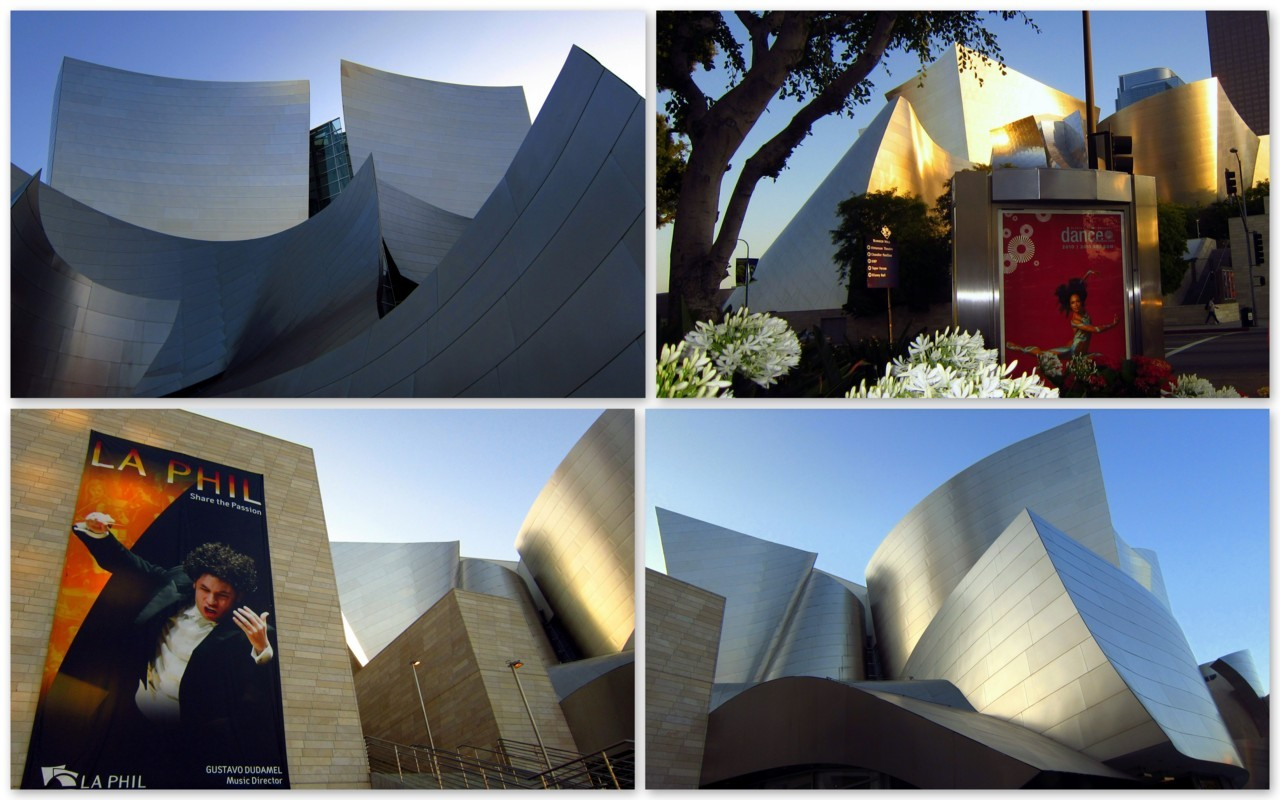 Walt Disney Concert Hall!